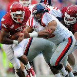 Game 7: Arkansas 38, Ole Miss 24