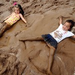 Mud Angels