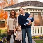 Thomas Family Portraits